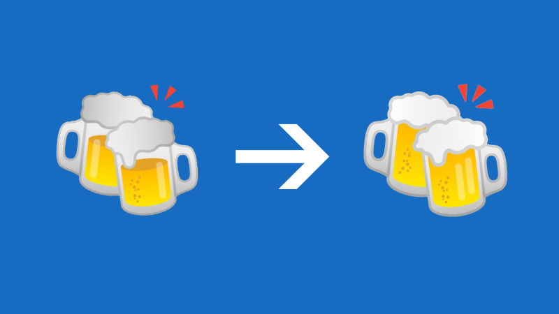 Juego marcas de cervezas con emoticonos (juego y solución)