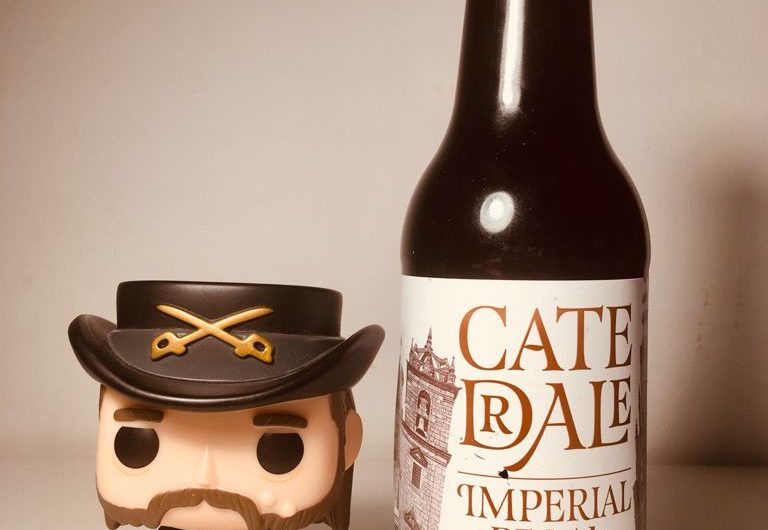 CATEDRALE RED ALE